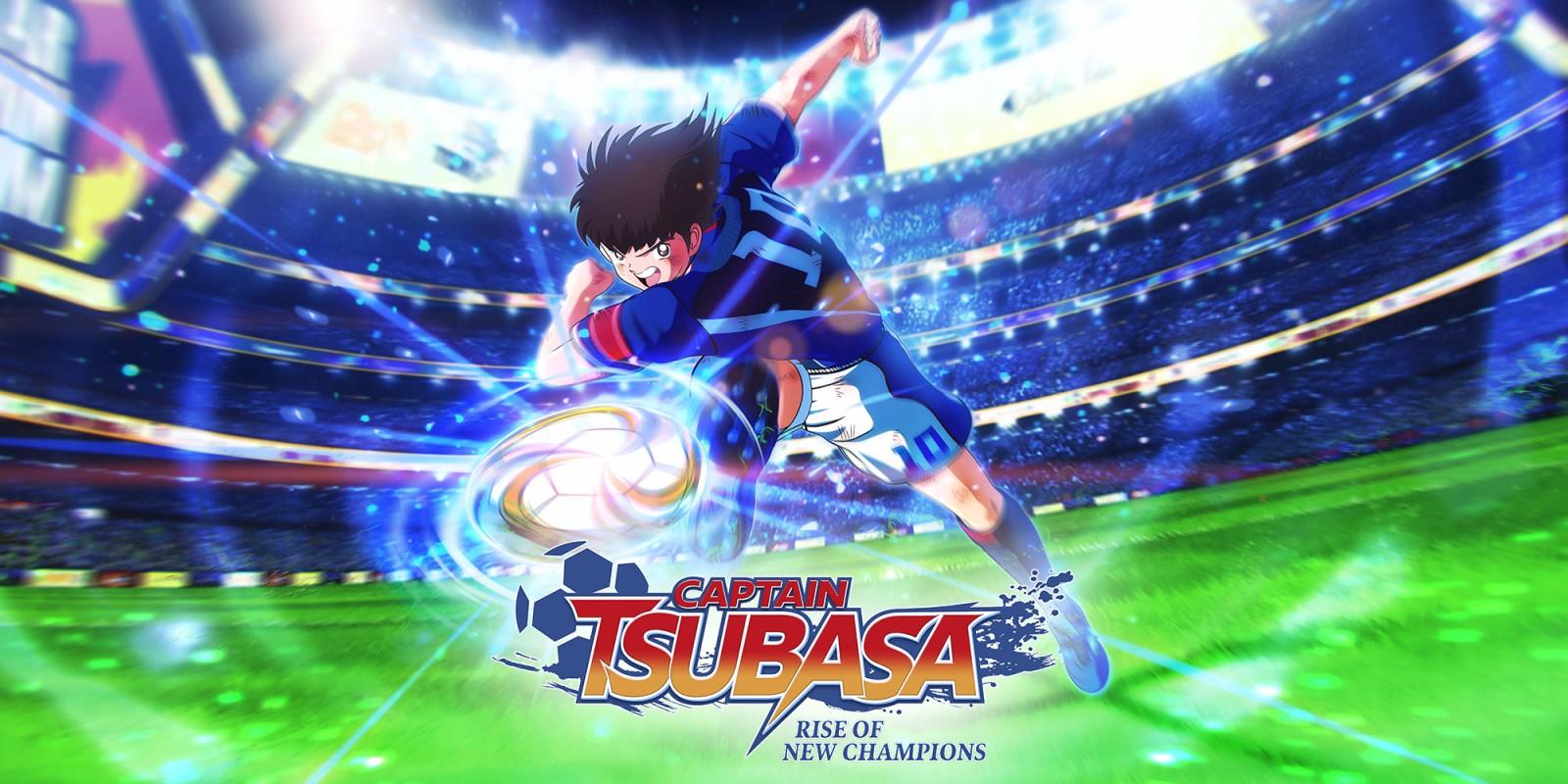 Download Captain Tsubasa: Rise of New Champions v1.30.0-P2P