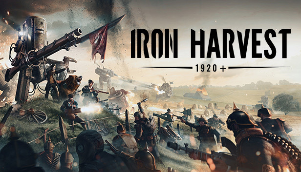 Download Iron Harvest Deluxe Edition v1.1.7.2262-GOG