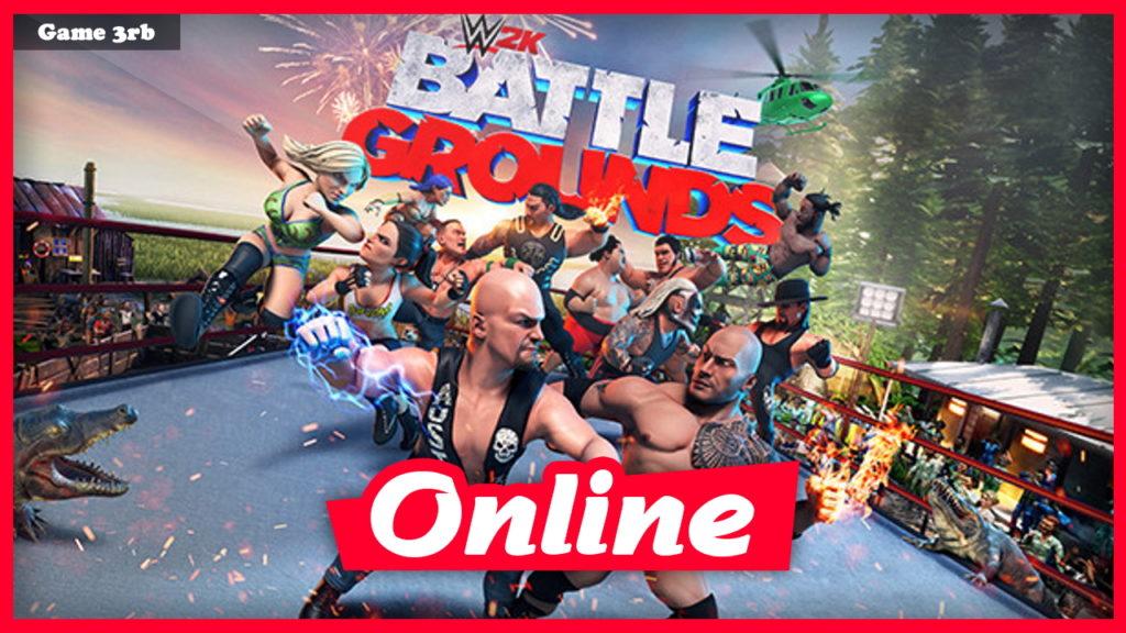 Download WWE 2K Battlegrounds v1.6.0.5-CODEX + OnLine