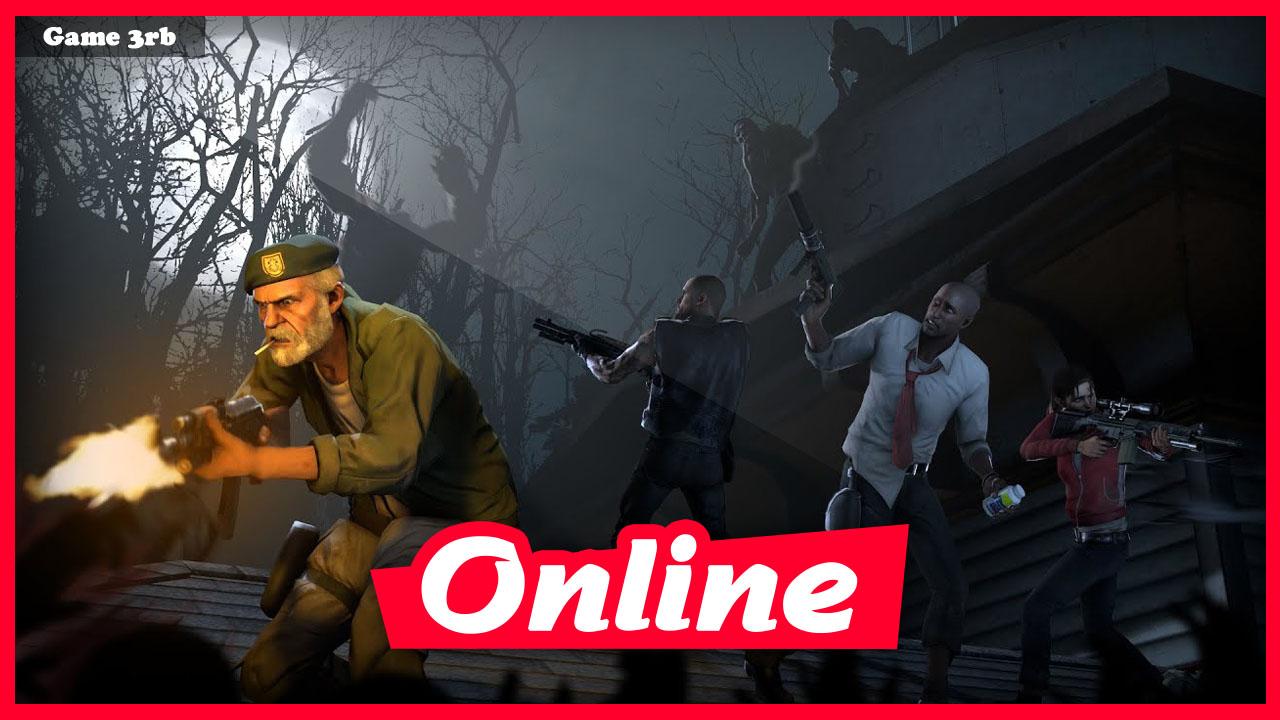 Download Left 4 Dead 2 Build 10042021 + OnLine