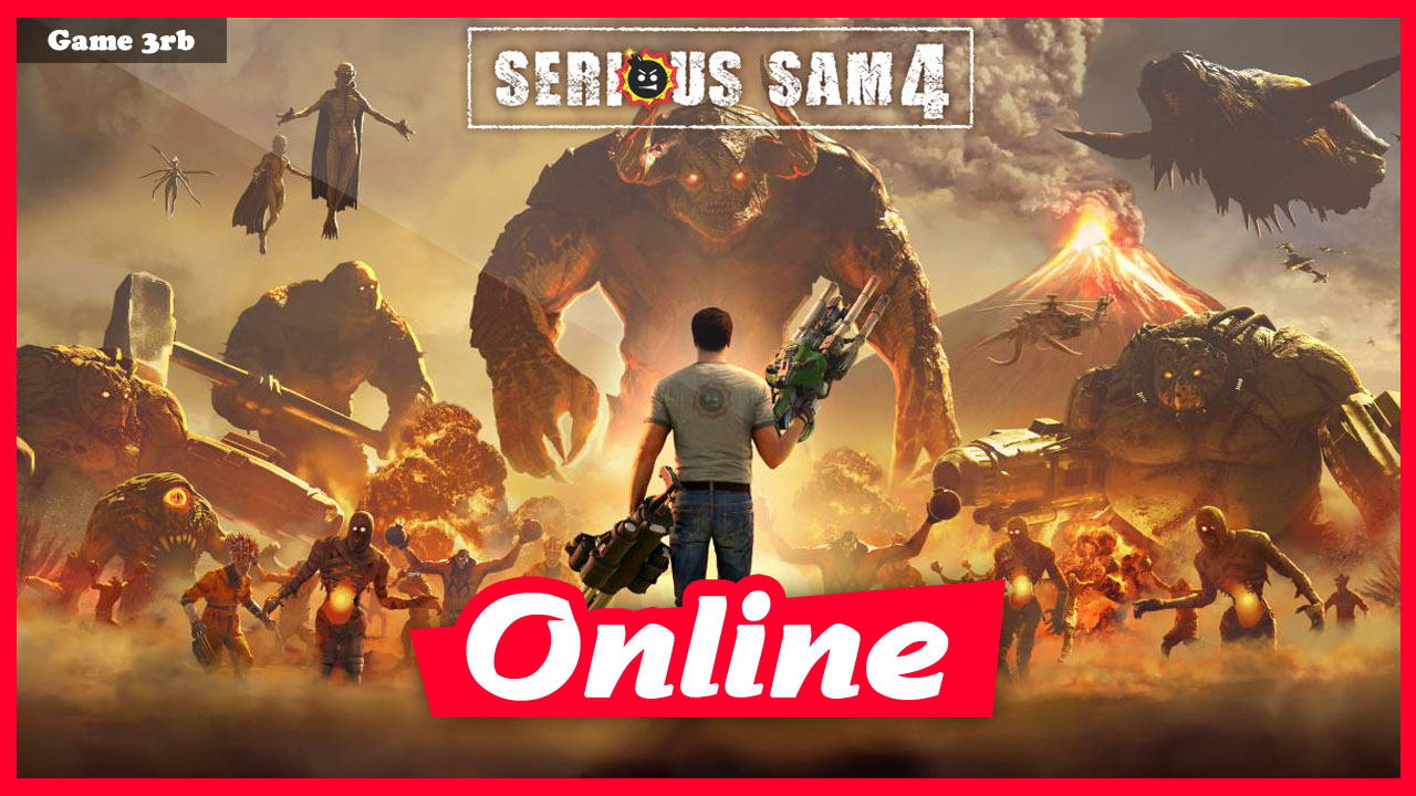 Download Serious Sam 4: Deluxe Edition v1.07 + DLC + OnLine