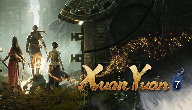 Download Xuan Yuan Sword VII v1.22-P2P
