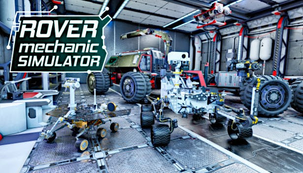 Download Rover Mechanic Simulator v1.0.1