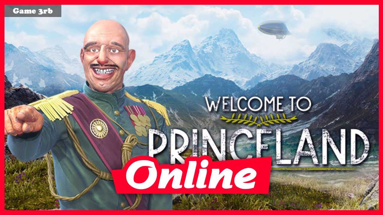 Download Welcome to Princeland v44 + OnLine