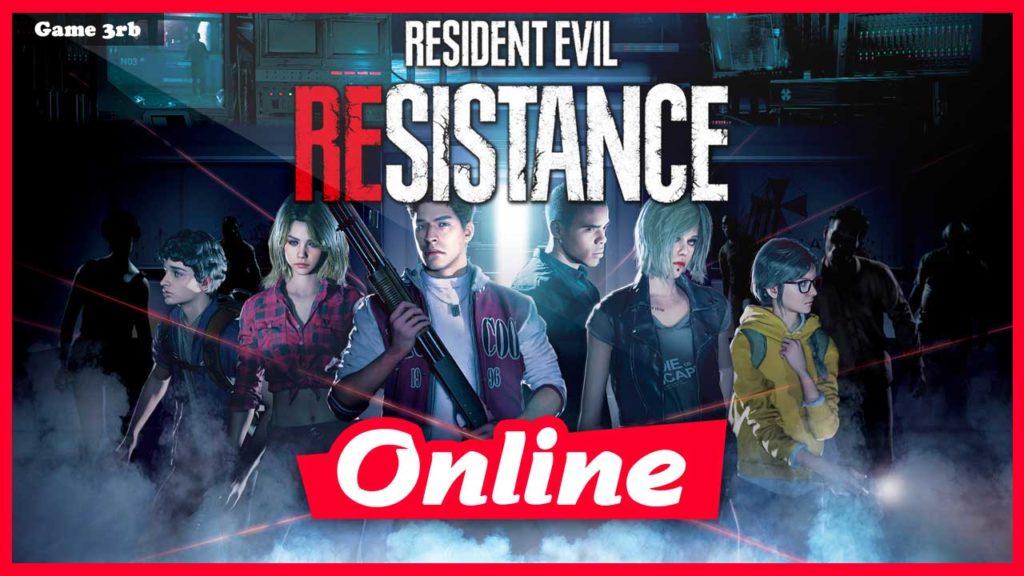 Download Resident Evil Resistance Build 08102020 + OnLine