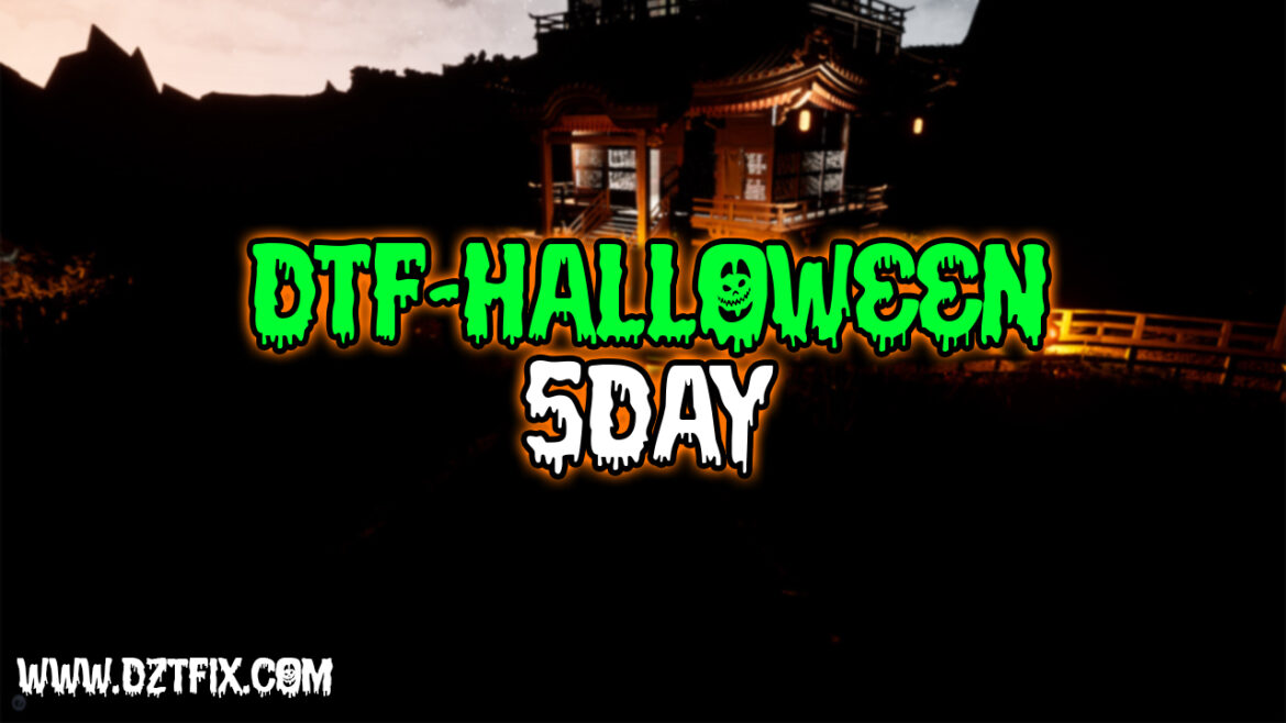 Download Halloween 5 Day-DTF