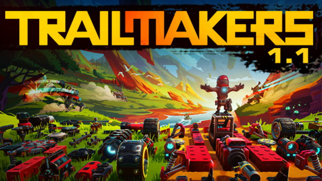 Download Trailmakers The Mod Makers-GoldBerg