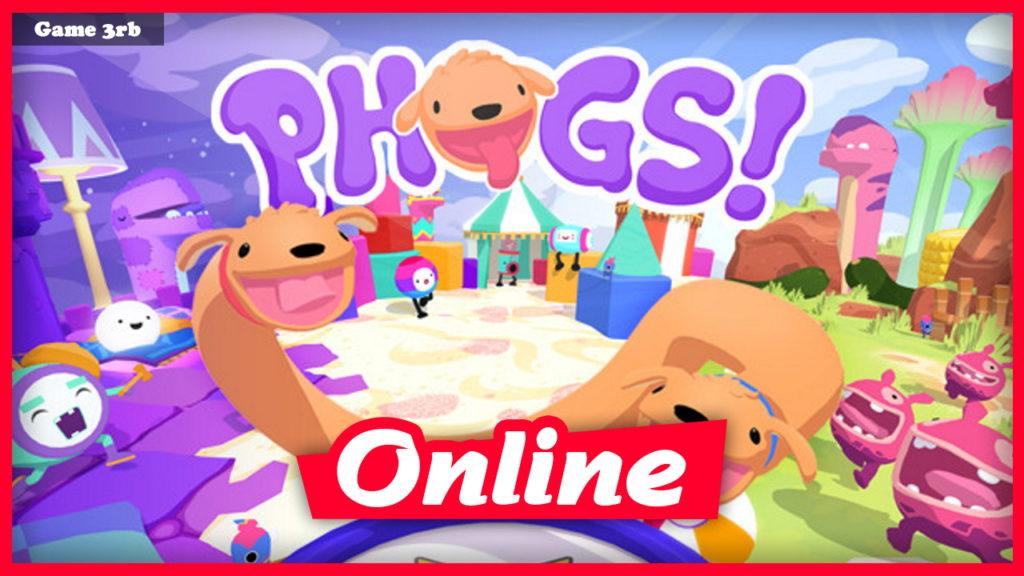 Download PHOGS! Build 07272021 + OnLine
