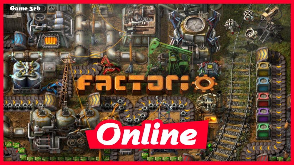 Download Factorio v1.1.42 + OnLine