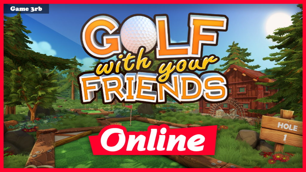 Download Golf With Your Friends v751 + OnLine