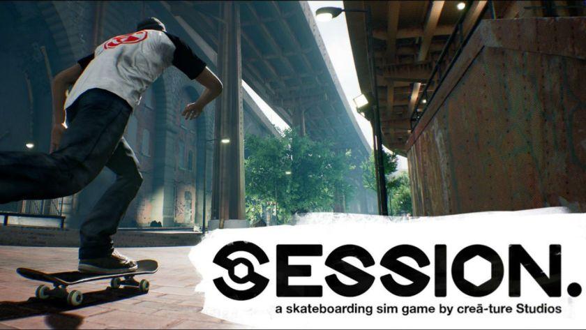 Download Session Skateboarding Sim Game Build 6946140