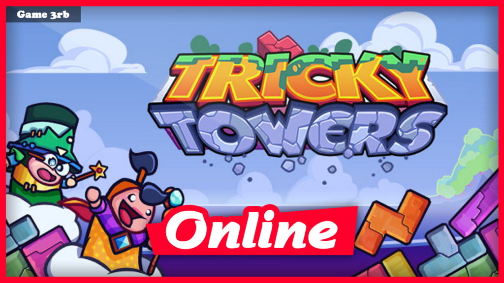 Download Tricky Towers Build 07312021-ENZO + OnLine