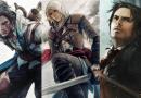 Assassin's Creed Ending fin connor haytham kenway edward arno dorian unity film