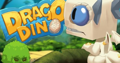 DragoDino Arrive en Juin release in june new