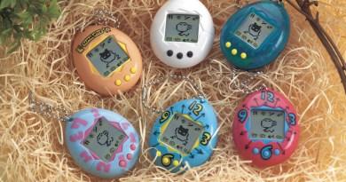 Tamagotchi |20e anniversaire nouveau oeuf jouet news japon bandai