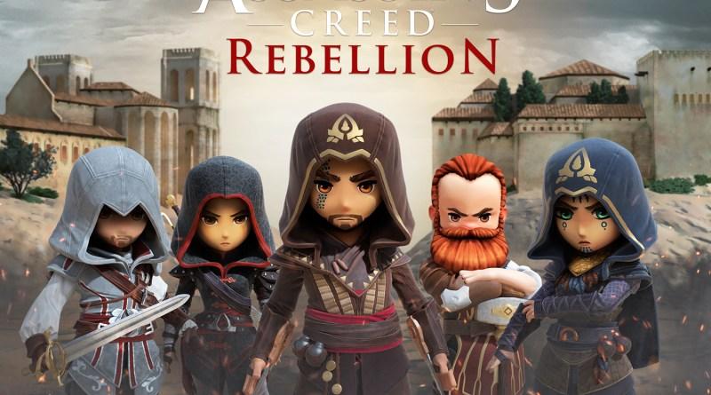 Assassin creed rebellion