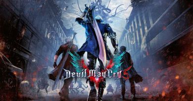 Devil May Cry 5 : L'annonce officielle du retour de la série explosive ! Annonce e3, trailer, infos, images exclusives, xbox, microsoft, 2018, xbox one, devil may cry 5, sortie, date