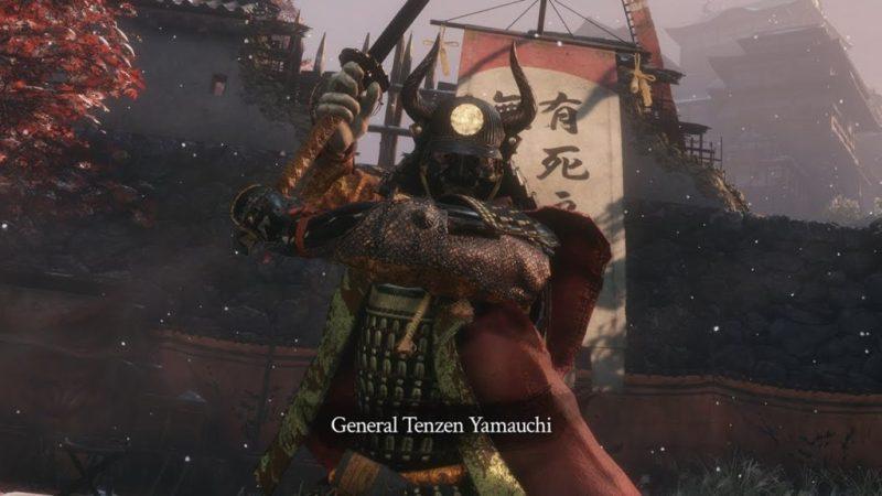 sekiro shadows die twice soluce boss mini boss general