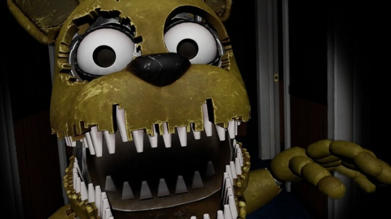 five night at freddy vr help wanted dark rooms