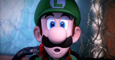 luigi mansion 3 studio cinema enigme 8 etage tele soluce solution guide