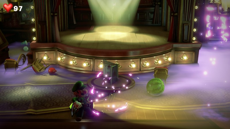 luigi mansion 3 soluce solution guide fr illusion suite etage 11 enigme