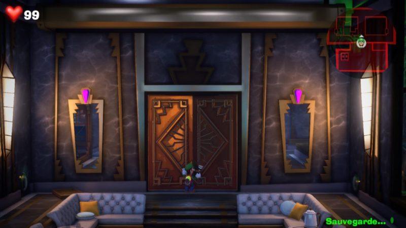 luigi's mansion 3 switch fr soluce solution suite maitresse enigme ambre brusquade
