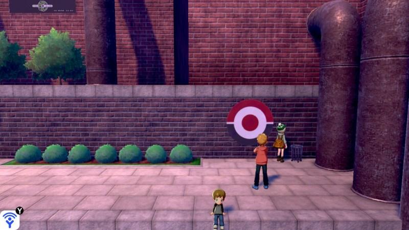 Solution pokemon épée et bouclier ville de motorby emplacement poke ball