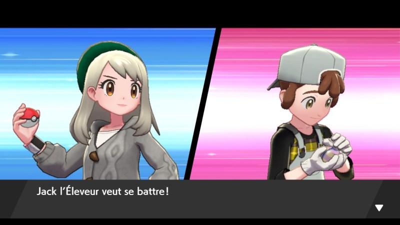 soluce, route 4 pokemon épée et bouclier, solution emplacement pokemon et liste objets jack l'éleveur
