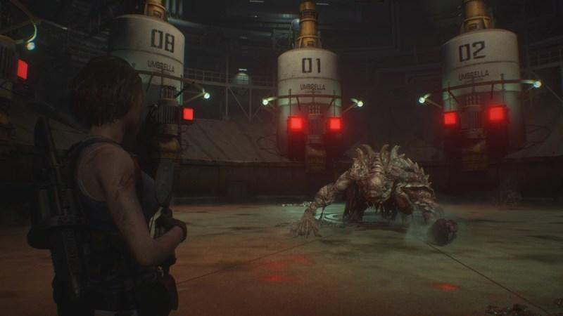 resident evil 3 remake boss laboratoire nemesis soluce solution guide fr