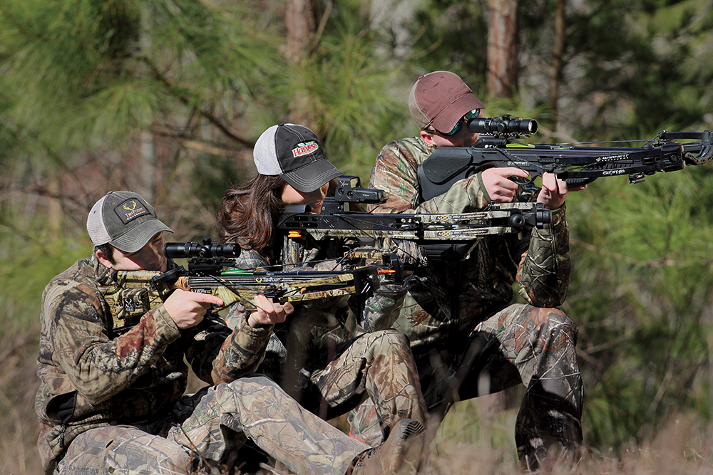 crossbow hunting, hunting with crossbow, best crossbows