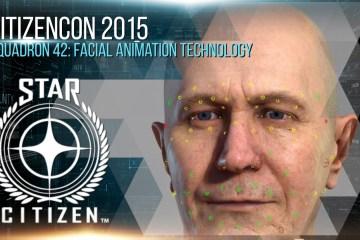 Star Citizen's Facial Animation Technology