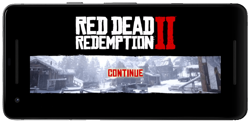 Red Dead Redemption 2 Mobile