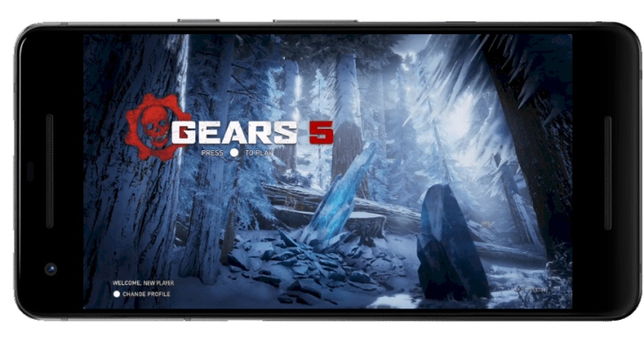Gears 5 Apk Mobile Game