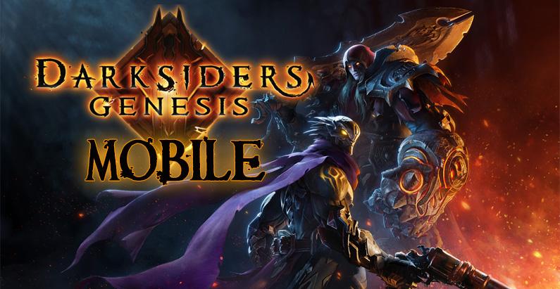 Darksiders Genesis APK Download Mobile