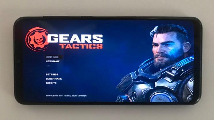 Gears Tactics Mobile APK Download