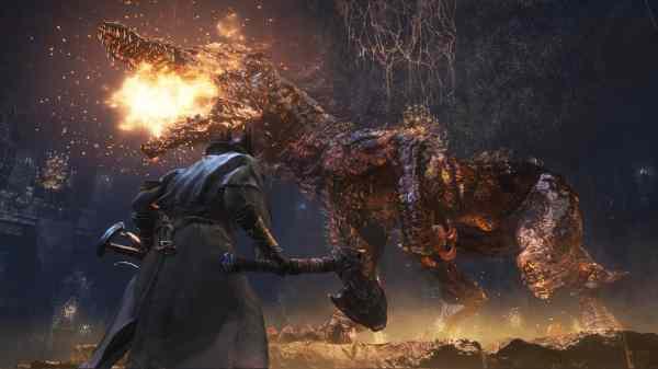 Bloodborne chalice dungeon screenshot 1
