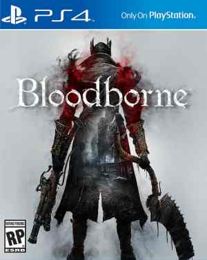 bloodborne cover