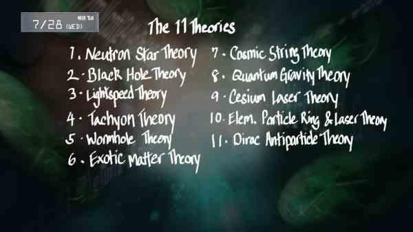 """11 teorie, e (quasi) tutte accuratamente spiegate. Ecco cosa intendo con """"se non vi interessano le tematiche, lasciate stare"""""""
