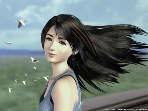 Final Fantasy VIII Rinoa