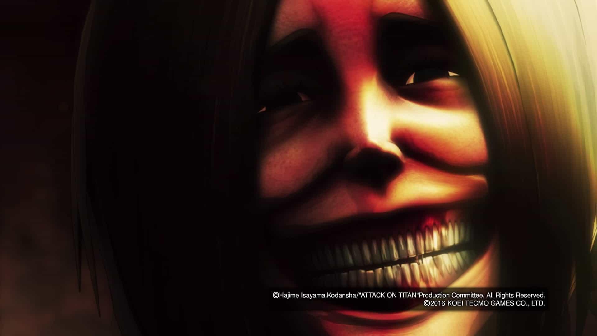 Attack on titan wings of freedom ps4 recensione - Allargare porta interna ...