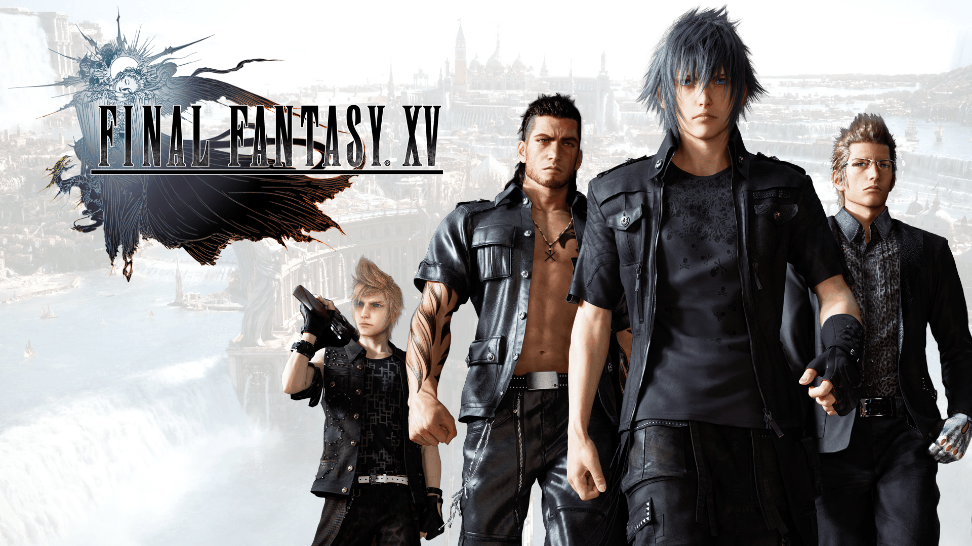 Final Fantasy XV: arriva il New Game Plus