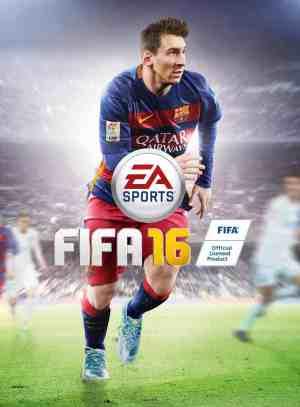 FIFA 16 cover provvisoria