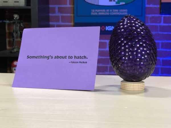 Spyro uovo