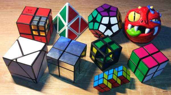 Cubo di Rubik: variazioni