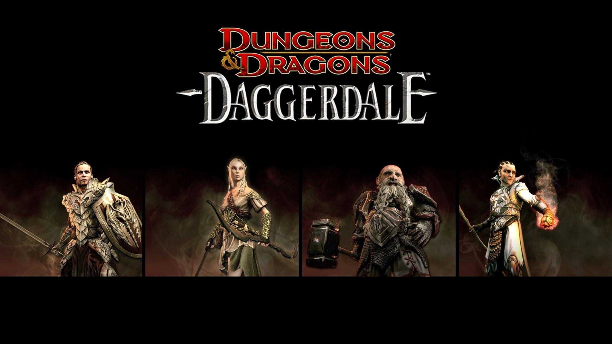 GameBanshee Games Dungeons Amp Dragons Daggerdale