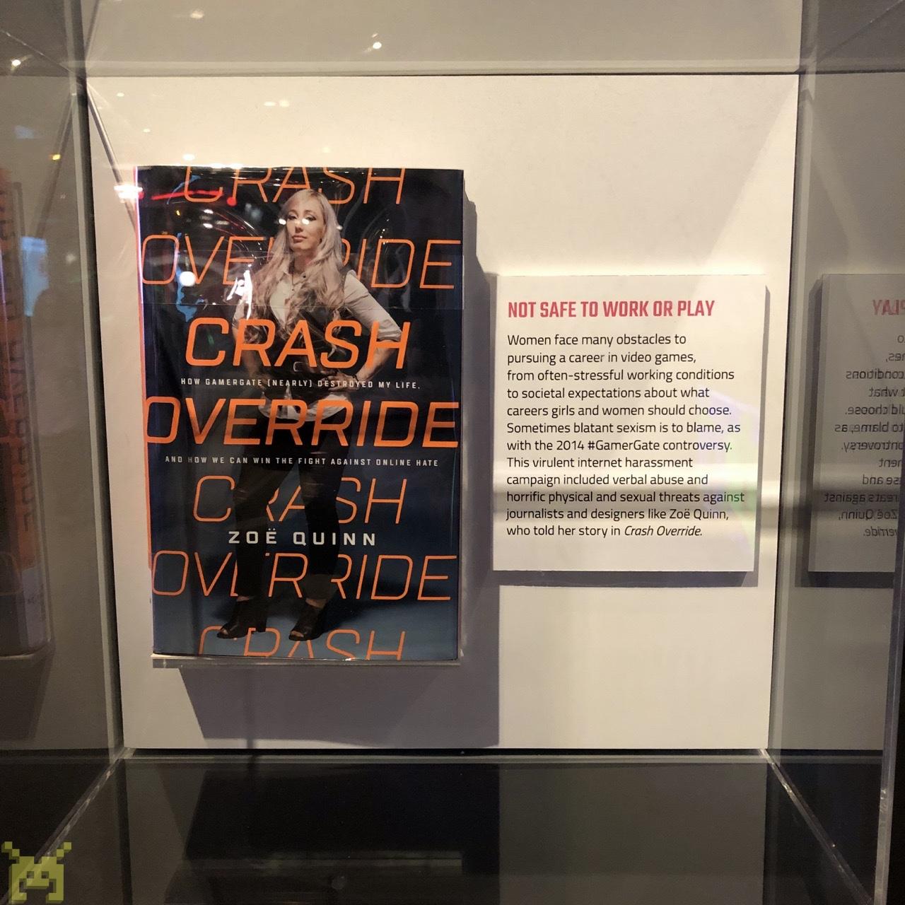 Zoë Quinn's Crash Override