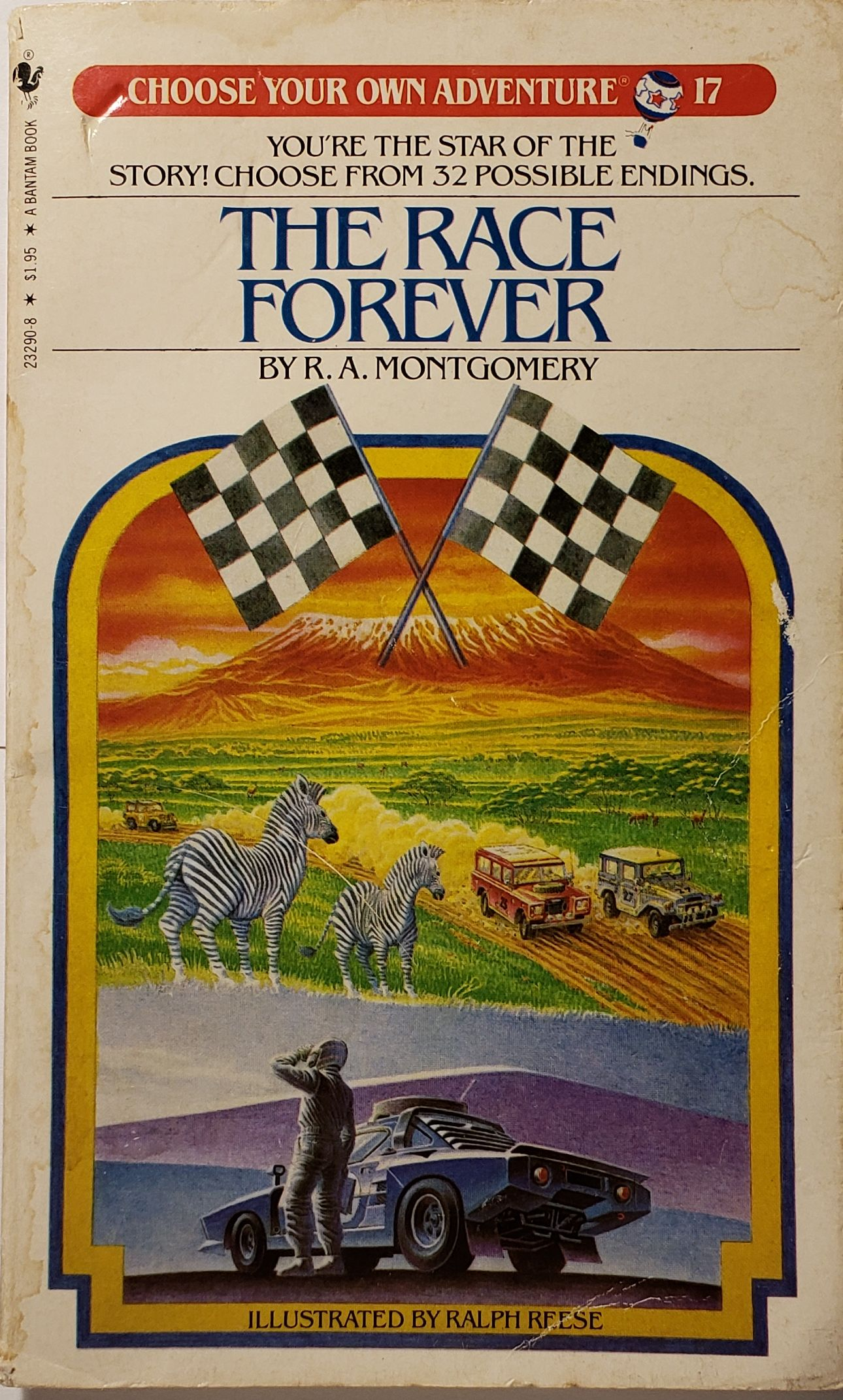The Race Forever
