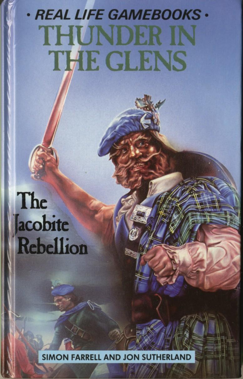 Item  Thunder in the Glens The Jacobite Rebellion