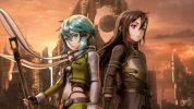 Bezoek de virtuele wereld van Sword Art Online opnieuw met twee nieuwe games