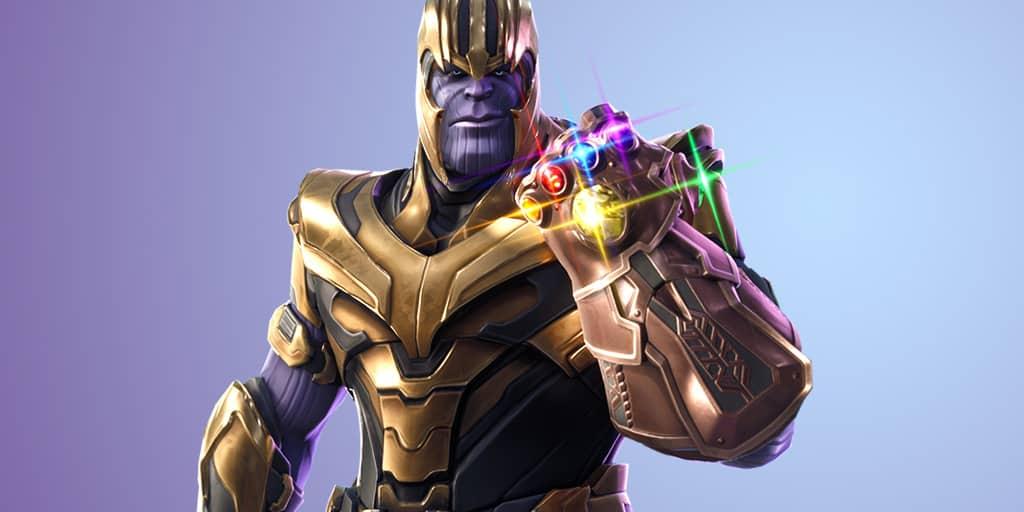 Looks Like Thanos Is Heading Back To Fortnite In Time For Avengers Endgame